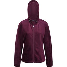 Regatta Siddington Fleece Jacket Women, prune/prune